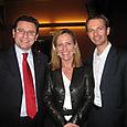 Avec Jean-Marie Albouy et Valérie Epikmen