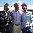 Avec Henri Guaino et Yves Jégo