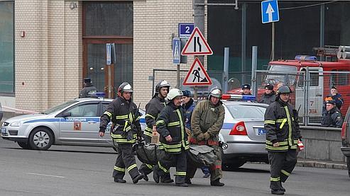 Attentat Moscou