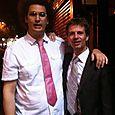 Avec Eric Antoine