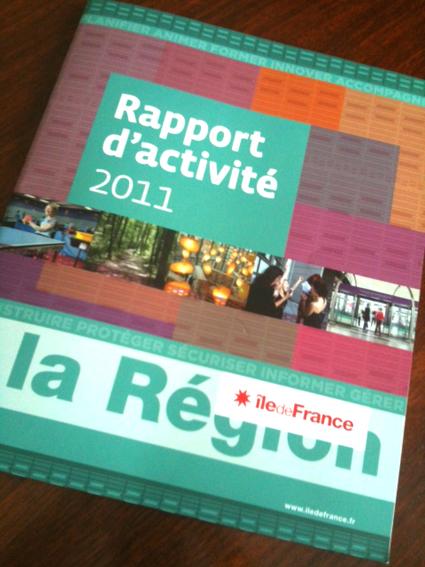 Rapport2011CRIF