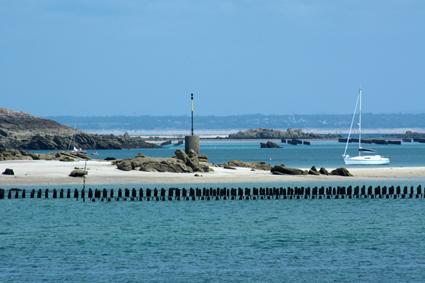 Les îles Chausey, portes de la baie du Mont Saint-Michel