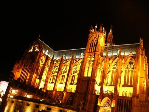 La cathédrale Saint-Etienne de Metz