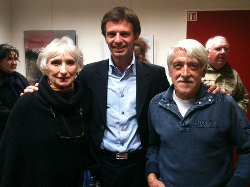 Avec Malo Proix et Jean Chauvin
