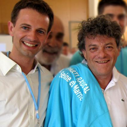 Avec Jean-Louis Borloo